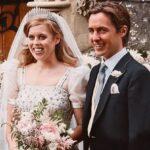 Princess Beatrice Wedding Dress Photos