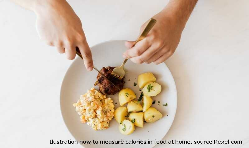 How To Measure Calories In Food At Home