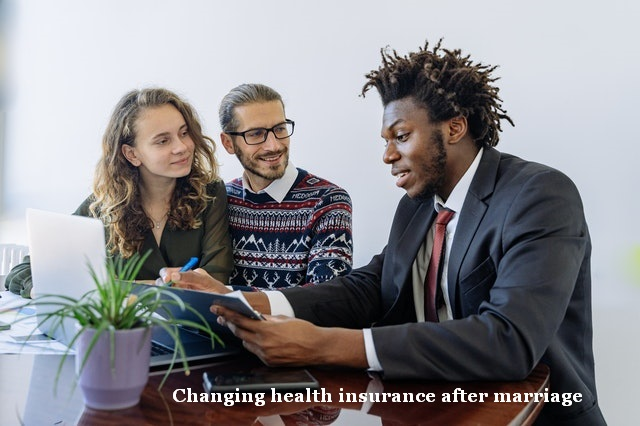 Changing Health Insurance After Marriage
