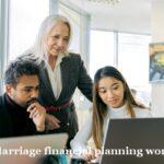 Marriage Financial Planning Worksheet