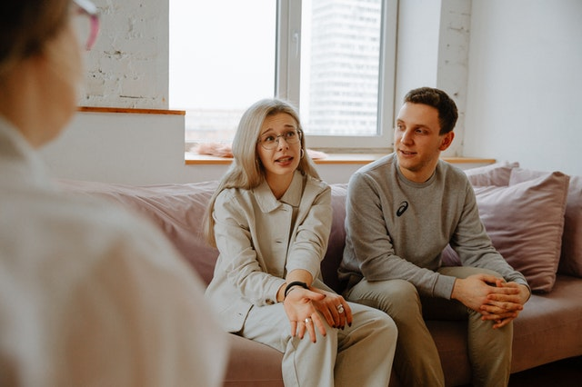 What to expect in first couples therapy session