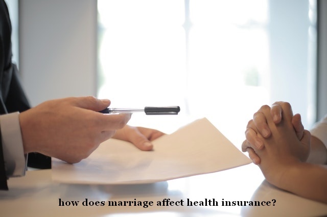 How Does Marriage Affect Health Insurance