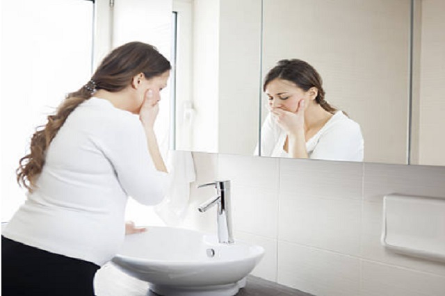 how to help with nausea during pregnancy