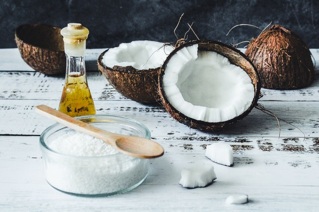 Coconut Oil to reduce cars in rice