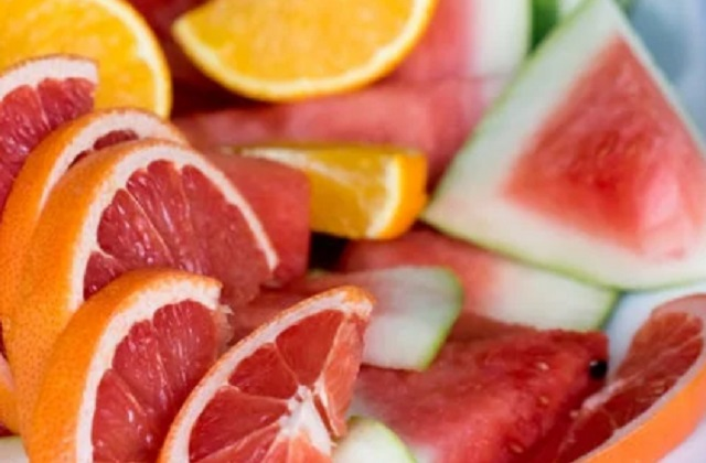 Fruits and Vegetables Rich in Water