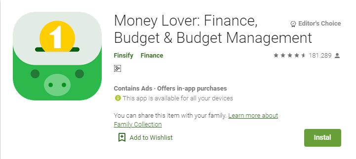 Best couple budget app