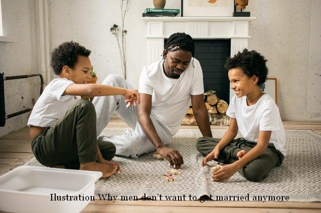 Why men don't want to get married anymore
